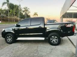 Hilux SRV 3.0 DIESEL TURBO 4X4 MANUAL 2009 D4-D TDI - 2009