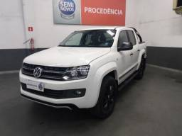 VOLKSWAGEN AMAROK 2016/2016 2.0 DARK LABEL 4X4 CD 16V TURBO INTERCOOLER DIESEL 4P AUTOMÁT - 2016