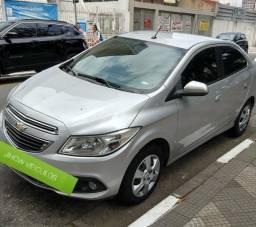 GM Chevrolet Prisma LT Onix carro pra uber Siena Cobalt Corolla nem cerato Voyage Vectra - 2013