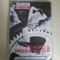DVD - Tempos Modernos - Charles Chaplin