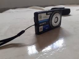 Máquina fotográfica digital sony