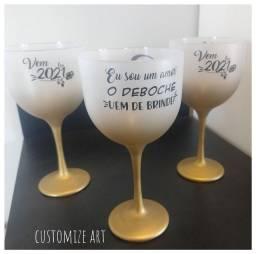 Taça gin