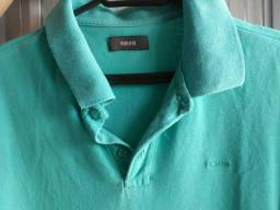 Camisa polo tamanho P Fórum