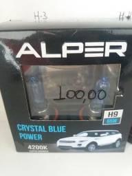 Lâmpada Alper h9 65w, usado comprar usado  Curitiba