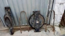 Suspenso do eixo do truck comprar usado  Paulista