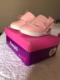 Tênis Pampili Bebê menina 16