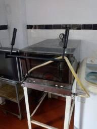 Vendo forno a gas