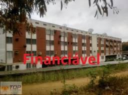 Apartamento à venda com 2 dormitórios em Ibc, Cachoeiro de itapemirim cod:1007