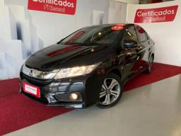 Honda CITY CITY Sedan EXL 1.5 Flex  16V 4p Aut.