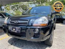 Hyundai Tucson Novíssima couro e multimidia muito linda financio