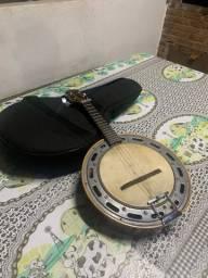 Banjo Rozini com case