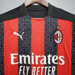 Camisas do AC Milan 20/21