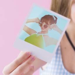 Polaroid de KPOP(Bts, Twice, Blackpink+)