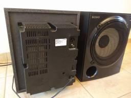Sony Muteki Par de Subwoofer ativo SA-WP5000
