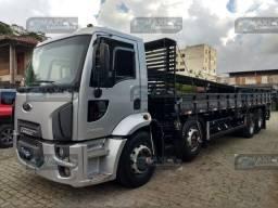 Ford Cargo 2428 11/12 Bitruck 4 eixos Carroceria 9 mts