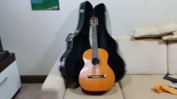 Violão DiGiorgio Master, com kase pouquíssimo uso