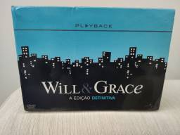 Série Will & Grace Box Completo