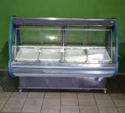 Balcão refrigerado para açougue!!! Eu entrego.