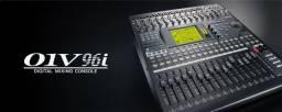 Mesa de Som Digital 16 canais - Yamaha 01V 96I