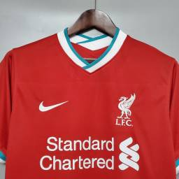Camisas do Liverpool 20/21