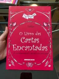 O livro das cartas encantadas: a correspondência secreta das princesas