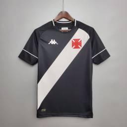 Camisa preta do Vasco 2020