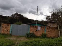 Linda casa mista 50m2 com 2 quartos e garagem Terreno 11 x 33 São Tomé escriturado