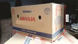 Caixa de papelão 61 X 32 X 32