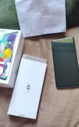 Samsung A51 Azul - Novo