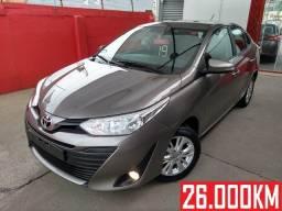Toyota Yaris Sedã Plus Tech Aut - CVT