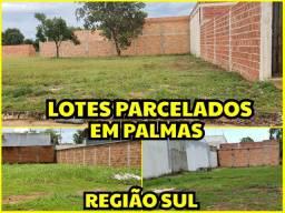Lotes parcelados direto da loteadora em Palmas