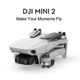 Drone DJI Mavic Mini 2 Lançamento
