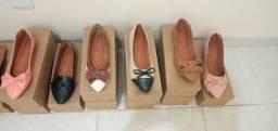 Sapatilhas e muler