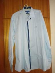Camisa masculina dudalina