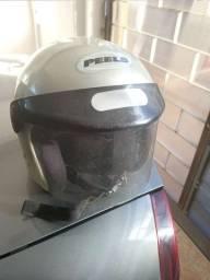 Vende 2 capacete samario e um peels