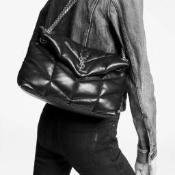 Bolsa de ombro, transversal Yves Saint Laurent Coleção 2020