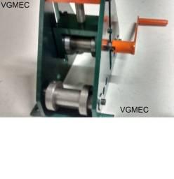 Calandra manual para Metalon Vgmec
