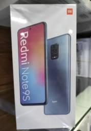 -Redmi Note 9S - da Xiaomi.. Novo Lacrado com Garantia e Entrega