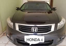 Honda Accord 2008 troco por moto