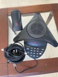 Aparelho De Audioconferência Soundstation 2 Polycom