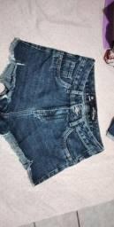 Bermudinhas Jeans