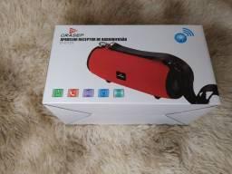 Caixa De Som Bluetooth 15w D-g125 Grasep