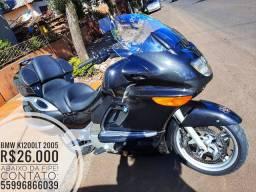 Bmw k1200lt 2005 - R$26.000 somente até segunda 30/11