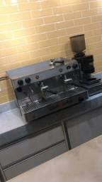 Máquina de café profissional Italian coffe