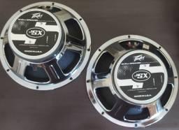 Par De Alto Falantes Peavey Jsx 12 100w 16 Ohms Made In Usa