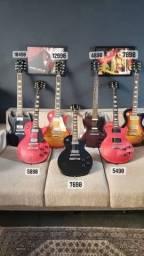 Título do anúncio: Gibson Les Paul e SG. Avalio Tagima line6 epiphone
