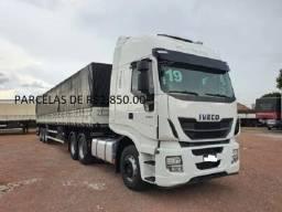 Título do anúncio: Iveco Hi-Way 440 6x2 + Contrato de serviço em Florianópolis