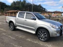 Toyota Hilux flex 4x4