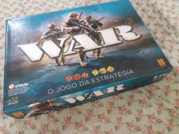 Título do anúncio: Jogo de tabuleiro war