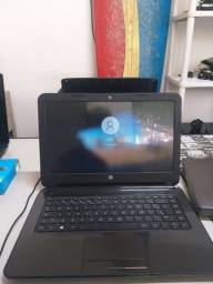 Ultrabook  hp i3 estado de novo